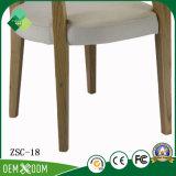 판매 (ZSC-18)를 위한 직업적인 주문 식당 의자 나무로 되는 안락 의자