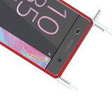 Cel van de Duidelijkheid van 100% de Hoge/de Mobiele Beschermer van het Scherm van het Glas van de Telefoon toebehoren Aangemaakte voor Sony Xperia, Xperia XA