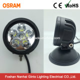 """E-MARK Osram 3.5 """" 18W fuori dall'indicatore luminoso del lavoro di azionamento della strada LED (GT2009-18W)"""