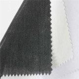 Fusing Fabric Resin Shirt Collar Interlining para Vestuário Causal