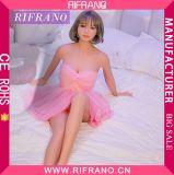Grande vagina del seno del silicone della bambola piena reale del sesso sexy