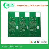 Multilayer Groene Inkt Gesneden Elektronische Stijve PCB