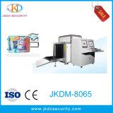 Varredor amplamente utilizado da bagagem do raio X na exposição da segurança