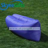 膨脹可能なLoungerの空気ソファーの位置袋のキャンプのスリープの状態であるたまり場Laybag