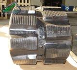 Trilha de borracha da esteira rolante de borracha da máquina escavadora (450X71)