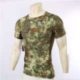 L'été Esdy shirt camouflage Quick-Drying T-Shirt Homme