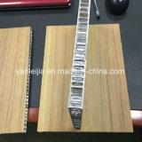 Деревянные панели сота Alumium зерна