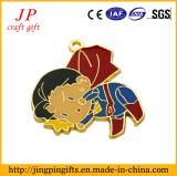 La aleación del cinc de la alta calidad a presión la medalla del recuerdo de la fundición