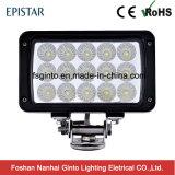 45W 6pouces LED lumineux avec des feux de travail de l'amortisseur de vibrations