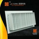 Het regelbare Traliewerk van de Afbuiging van het Aluminium Dubbele in Systeem HVAC