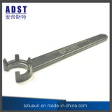 Высокая крепежная деталь гаечного ключа твердости Er20-M зажимая инструмент