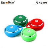 De mini Draagbare BasTF Spreker Bluetooth van de Sport van de Gift van RoHS van de Kaart Waterdichte Draadloze