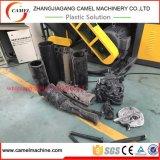 大きいHDPEの管のタイヤのドラムシュレッダーおよび粉砕機機械