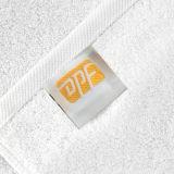 """Albergo di lusso & cotone turco genuino del tovagliolo di bagno della STAZIONE TERMALE 100%, 27 """" X 54 """", un insieme di 4, bianco"""