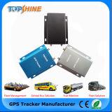 GPS GSMの二重位置の温度センサ車GPSの追跡者