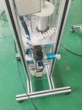 Вертикальный полуавтоматный пропуская Cream заполнитель