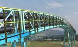 Over-Load Long Distance Round Tube Belt Conveyor