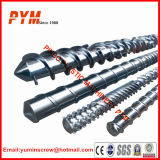 Extrusoras de plástico Screw Barrel for PVC Pipe