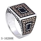 Latest Model Fashion Jewelry Boxing ring Silver 925