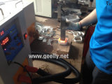 Machine de brasage de chaufferette d'admission de la machine de soudure de chauffage par induction IGBT joignant la machine