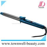 Professional chaleur rapide jusqu'à la rotation automatique des cheveux curleur avec écran LCD gros fabricant