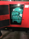 Generador silencioso diesel de Cummins de la venta directa de la fábrica de 50kw/63kVA~1000kw/1250kVA