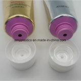 表面クリームの装飾的な包装のための38mmのアルミニウムによって薄板にされる管