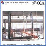 Plataforma de elevación del elevador del marco para la línea de capa