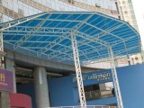 Oficina de aço pintada de Structrue para a construção de aço logística da indústria