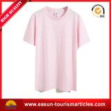 Le T-shirt classique des femmes, T-shirt fait sur commande de femmes, T-shirt estampé de femmes