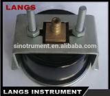 053 secarse con el calibrador de presión del corchete