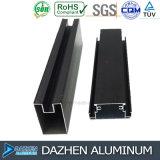 Kundenspezifisches Qualitäts-Aluminiumstrangpresßling-Profil mit der Beschichtung anodisiert worden