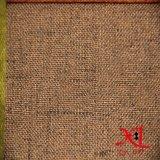 Tissu teint tissé par sofa de présidence de textile de rideau en capitonnage de polyester