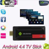 Коробка TV Dongle TV Android 4.4 определения Mk809IV главного качества высокая