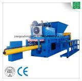 Prensa horizontal automática del papel usado