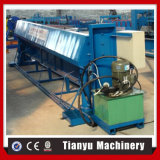 Cortadora vendedora caliente de la hoja de metal de Tianyu que pela