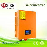 A energia solar e um carregador de CA em um Inversor de Energia solar para uso doméstico 1000W para 12000W