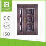 Puerta de entrada china de la seguridad de la entrada con alta calidad