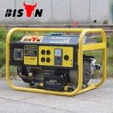 Geradores portáteis baratos do bisonte (China) BS3000u (e) gerador elétrico 2.5kVA da gasolina do começo do gerador de 2500 watts