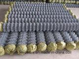Rete metallica decorativa rivestita galvanizzata eccellente della rete fissa di collegamento Chain del PVC di prezzi bassi di qualità della Cina
