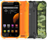 "Blackview BV5000 4G Lte 5.0 "" HD делает цвет водостотьким черноты телефона Android 5.1 8MP GPS ROM 4780mAh RAM 16GB сердечника 2GB квада Mtk6735p франтовской"