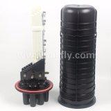 Tipo fechamento da abóbada das portas Cores/6 de Fosc 24-240 da tala da fibra óptica