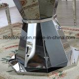 Нержавеющая сталь типа высокого типа самомоднейшая с таблицей закала стеклянной для комнаты освежения
