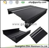 건축재료의 알루미늄 단면도 방열기