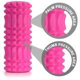 Ролик из пеноматериала для наилучшего мышцы массажа и глубокие ткани триггер - рулон и растянуть инструмент - гарантия 1 год