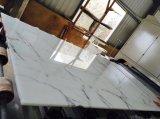 Lastre di marmo bianche Polished di Bianco Calacatta