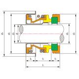 자동 냉각 펌프 물개 (TS FB)
