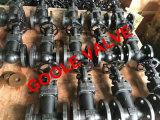 Fole de aço forjado com flange de vedação válvula globo (GAWJ41H)
