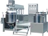 Misturador Emulsionante a Vácuo para Indústria Alimentar