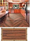 Material de construção de painéis de madeira